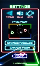 Glow Hockey - A modern day version of Pong