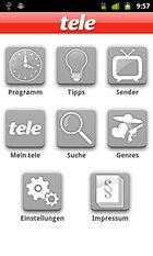 tele - Das Fernsehmagazin