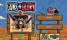 Wilder Westen trifft auf Comic: Guns'n'Glory!