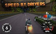 Highway Rider - Vitesse maximum sur l'autoroute