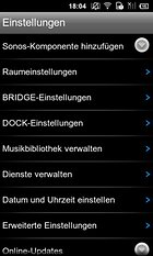 Sonos Controller for Android - Musik in deiner Hand