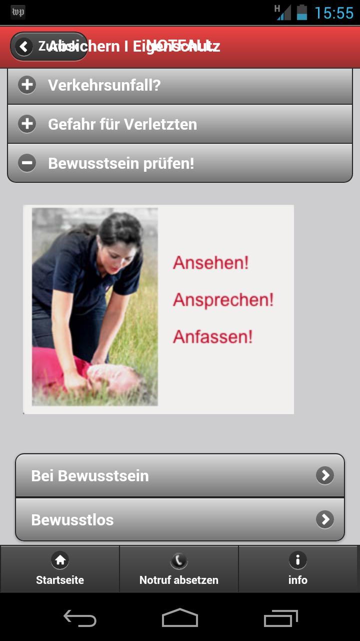 Erste-Hilfe-App der Malteser | AndroidPIT