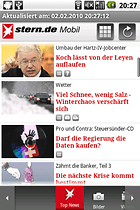 STERN App - ein Stern am Nachrichten-App-Himmel