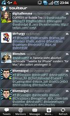 Touiteur - twittern leicht gemacht
