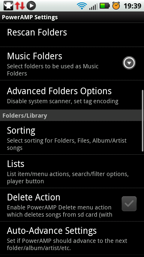 PowerAMP Music Player (PowerAMP Full Version Unlocker) - THE