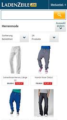 Ladenzeile.de - Schnell mal Shoppen