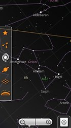 Google Sky Map - for night revellers and astronomers