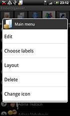FolderOrganizer - alles schnell starten