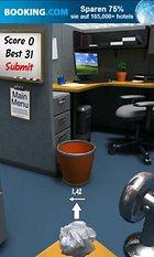 Paper Toss - Papierball gegen Langeweile