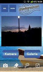 Urlaubsgruss - Postkarten vom Smartphone aus verschicken!