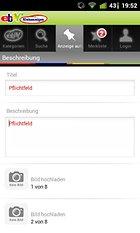 eBay Kleinanzeigen - schnell mal was verkaufen!