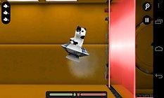 SpaceCat (3D). Me pareció ver un lindo gatito...