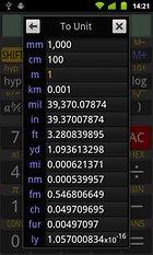 RealCalc Plus. La calculadora científica.