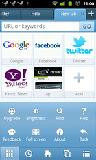 Maxthon browser for Android - How universal is it really?