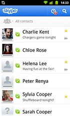 Skype – Chat, make phone calls, video chat... with just a few restrictions