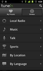 TuneIn Radio - Des ondes pour la vie