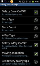 Galaxy Pack – The Final Frontier For Your Android