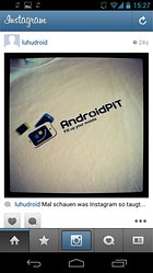 Instagram -- Now available for Android!