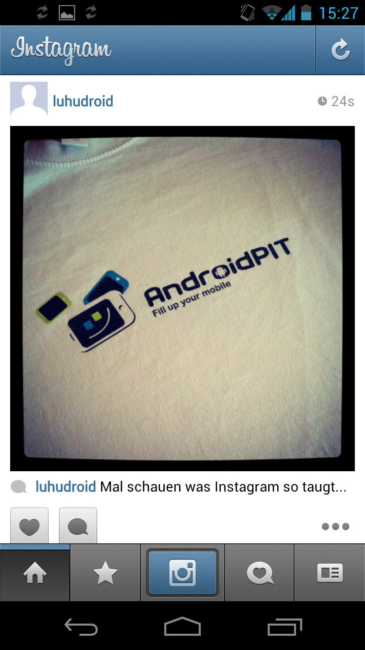 Instagram - Now Available For Android!