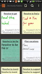 Handrite Notes Notepad Pro – Take handwritten notes in a flash