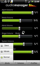 Audiomanager Pro - ganz schnell leise