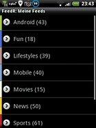 RSS Feeds komfortabel verwalten und lesen mit dem FeedR News Reader