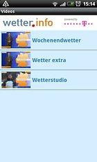 wetter.info - Regenjacke ade