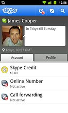 Skype -- Chat, make phone calls, video chat... with just a few restrictions