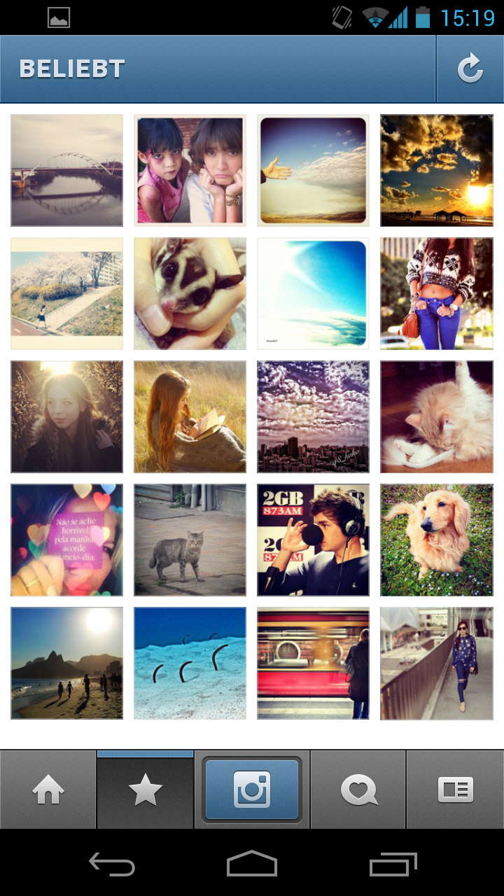Instagram Now Available For Android: Instagram - Now Available For Android!