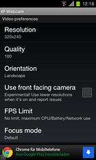 IP Webcam - Akıllı telefonunuzu Webcam'e çevirin