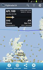 Flightradar24 Pro - See what's happening above you right now!