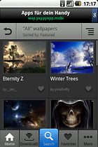 Zedge Ringtones & Wallpapers – and loads of them...