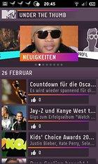 MTV under the thumb - MTV sous votre contrôle