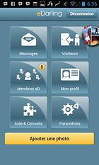 eDarling – Site de rencontres : la bourse aux partenaire en format de poche