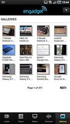 Engadget - jede Menge Technik im kompakten Format!