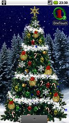Christmas Tree Live Wallpaper – 'Tis the Season to Be Tacky