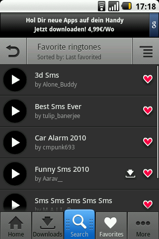 Zedge Ringtones Wallpapers And Loads Of Them