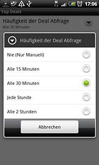 Top Deals. Die Schnäppchen-App