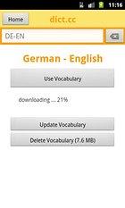 dict.cc+ dictionary. Políglotas con un clic!