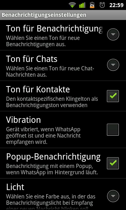 Whatsapp Messenger Be Available All The Time Androidpit