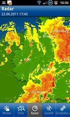 WeatherPro – Mañana sol y buen tiempo!!