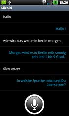 Alicoid – Ein wirklich guter Sprachassistent!
