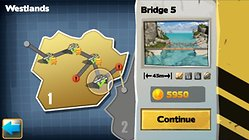 Bridge Constructor – Never burn bridges