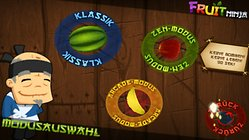 Fruit Ninja Free - Obstsalat light!