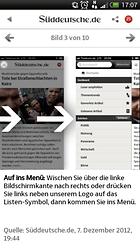 Süddeutsche.de - Nachrichten für Unterwegs