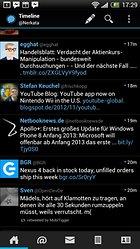 Echofon PRO for Twitter - Un nouveau client pour Twitter