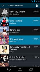 Sound Search for Google Play - Easily Recognize Music from a Widget!