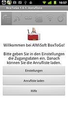 BoxToGo Pro - Le contrôle de votre FRITZ!-Box à distance