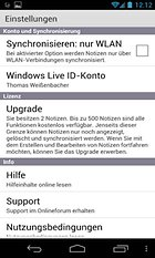 OneNote Mobile - Konkurrenz für Evernote?