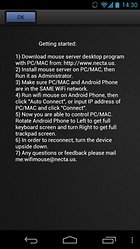 WiFi Mouse Pro. Controla tu PC desde tu smartphone.